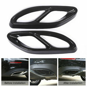 For Mercedes-Benz A/B/C/E-Class W213 W205 W213 W176 Exhaust Pipe Tip Cover Tool