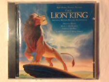 COLONNA SONORA The lion king - Il Re leone cd ELTON JOHN JEREMY IRONS