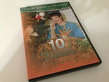 Charlotte Diamond 10 Crunchy Carrots DVD four hugs a day i am a pizza FREE SHIP!