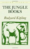 The Jungle Books by Kipling, Rudyard Paperback Book The Fast Free Shipping