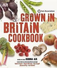 Grown in Britain Cookbook, Carolyn Humphries, Good Book