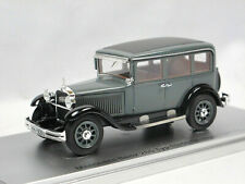 Kess Scale Models 1929 Mercedes-Benz 10/50 PS Typ Stuttgart 260 W11 grau 1:43