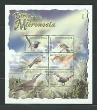 MICRONESIA. Año: 2001. Tema: FAUNA. AVES.