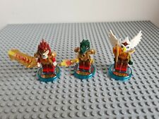 Lego Dimensions Chima character bundle