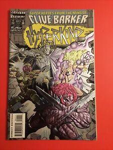Clive Barker Hyperkind #1 September 1993 Marvel Comics Razorlinc