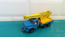 28.05.18.1 Camion truck 1/60 grue de chantier Majorette