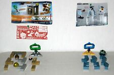 LOT OF 2  ANGRY BIRDS JABBA'S PALACE BATTLE GAME AND BOUNTY HUNTERS