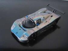 """Exoto Sauber Mercedes C9 1991 1:18 """"Standox Version"""" Liquid Silver"""" (JS)"""
