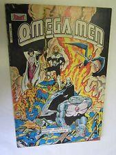 Omega Men Numéro 1 de Mars 1985 par Roger Slifer et Keith Giffen/Aredit