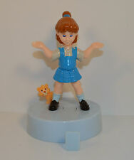 "RARE 3.5"" Jenny Foxworth McDonald's Europe Action Figure Disney Oliver & Company"