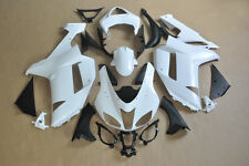 ABS Injection Unpainted Bodywork Fairing For Kawasaki Ninja ZX6R 636 2007 08