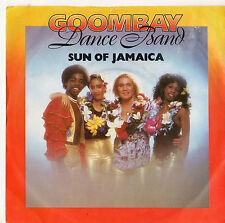 """Goombay Dance Band - Sun Of Jamaica 7"""" Single 1979"""