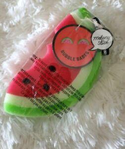 New in Package! Victoria's Secret Watermelon Loofah Sponge Bubble Babes Huge!