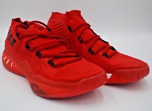 Adidas Crazy Explosive Primeknit Low Rockstar BB9151 Red Basketball Shoes Sz 12