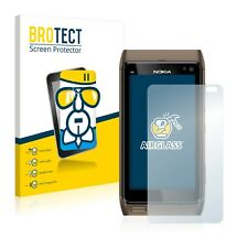 Nokia n8 AirGlass Glass Screen Protector Protection Film