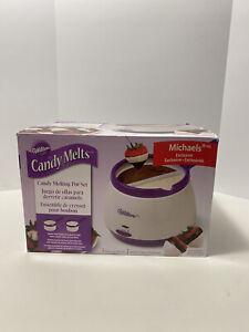 Wilton Chocolate & Candy Melts Melting Pot New Open Box.