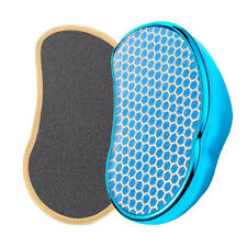 2Pcs Foot Rubbing Tools Portable Trendy Foot Grinders Foot Files for Home Travel