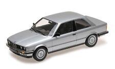 """BMW 323i """"Silver"""" 1982 (Minichamps 1:18 / 155 026001)"""