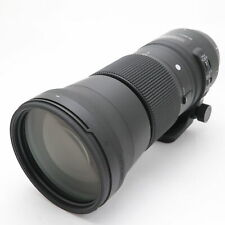 SIGMA 150-600mm F/5-6.3 DG OS HSM Contemporary (for Canon EF mount) -Near Mint-