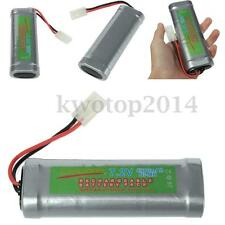5300mAH 7.2V Ni-MH Rechargeable Green Battery Pack For Engine RC Car Models Toys