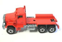 "MATTEL HOT WHEELS ""RED Semi Truck""  made in 1979"