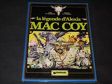 Palacios MAC COY LA LEGENDE D'ALEXIS EO 1975