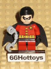 LEGO DC Universe Super Heroes 6860 Robin Minifigure NEW