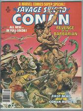 Marvel Super Special 2 NM 1977 Savage Sword of Conan John Buscema Color Magazine