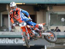 Ryan Dungey Motocross KTM Rider Color 8x10 Photo #4