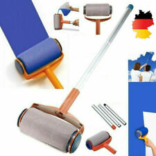Painting Roller Brush Handle Sponges Flocked Edger Multifunction Room Wall Super