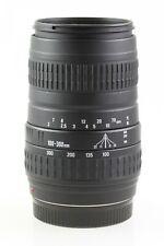 Sigma Zoom 100-300mm 100-300 mm 4.5-6.7 DL für Minolta Dynax Sony