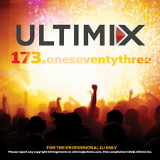 Ultimix 173 CD DJ Remixes Lady Gaga Foster The People Adele Gym Class Heroes +