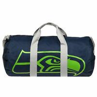 NFL Seattle Seahawks Vessel Barrel Duffle Bag