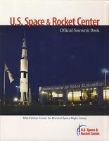 SPACE & ROCKET CENTER SOUVENIR BOOK Museum SPACE CAMP Apollo NASA Space Shuttle