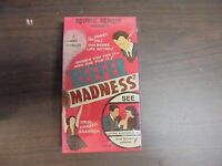 "USED  VHS Movie   ""REEFER MADNESS ""   ""G"""