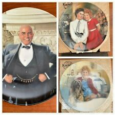 Lot (3) Knowles Annie Collector's Plate Series