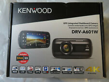 KENWOOD DRV-A601W 4K GPS INTEGRATED SECURITY DASHBOARD CAMERA BRAND NEW