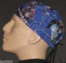 TRANSFORMERS #2 SCRUB HAT  /  FREE CUSTOM  SIZING!