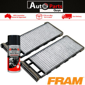Fram Cabin Filter CF10555 fits Nissan Patrol 1999 - 2007 With AC Bomb