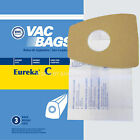 9 Eureka Vacuum Cleaner Bags Style C Mighty Mite Canister Bag