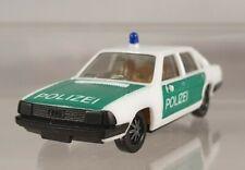 """Herpa Audi 100 GL 5E Avant """"Polizei"""" 1:87 H0"""