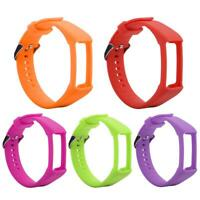 For Polar A360 A370 GPS watches Soft Silicone Wristband Bracelet Watch Strap