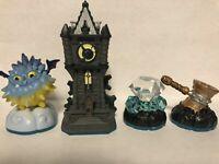 Skylanders | Tower Of Time Swap Force Adventure Expansion Set Pop Thorn Hammer
