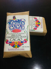 Keith's Cacao - 100% Guatemalan Ceremonial Grade, 454g Cacao Paste