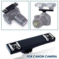 NEW_TTL Flash Hot Shoe Bracket for Canon Digital SLR Cameras and Flashguns