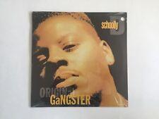 "SCHOOLLY D Original Gangster 12"" Capitol VNR-15804 US 1991 M Sealed! 6E/Q"
