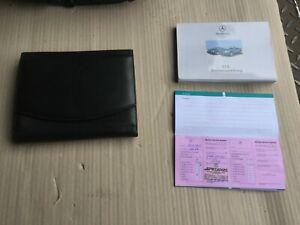 Mercedes-Benz W208 CLK Cabrio Betriebsanleitung 2085845782 Leder