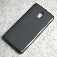 For Lenovo Vibe P1 Black TPU Matte Gel skin case cover