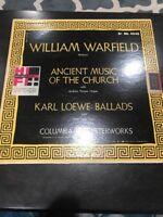 William Warfield Presents Ancient Music Of The Church Album
