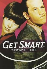 Get Smart: The Complete Original TV Show Series DVD Seasons 1 2 3 4 5 BRAND NEW!